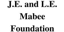 The JE and LE Mabee Foundation