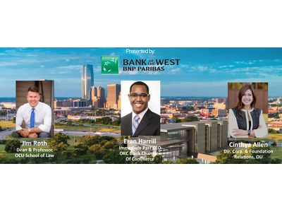 View the details for Business Success Luncheon- Oklahoma City - CANCELLED