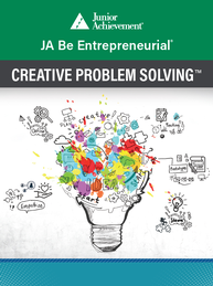 JA Be Entrepreneurial<sup style='text-decoration:none;'>®</sup> (Creative Problem Solving)