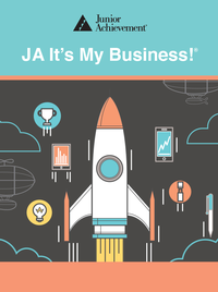 JA It's My Business! curriculum cover