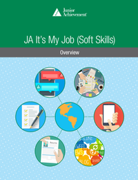 JA It's My Job curriculum cover